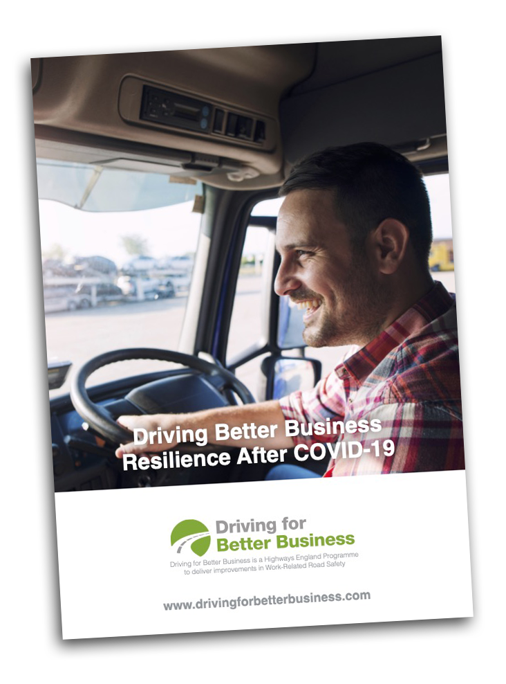 Driving for Better Business Resilience Report